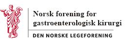 Norsk forening for gastroenterologisk kirurgi logo